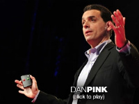 Dan Pink, Tedx sur la motivation