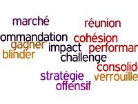 mots de vocabulaire managérial