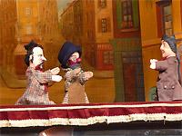 Marionnettes de Guignol