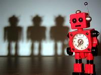 robot - Certains droits réservés par littlelostrobot (Flickr)
