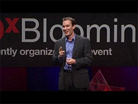 "TedX de Shawn Achor ""The happy secret to better work"""