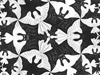 L'effet Lucifer - M.C. Escher, Angels and Devils