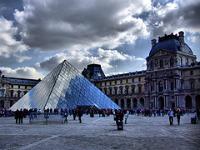 Le Louvre - (cc) Certains droits réservés par xlibber | Flickr