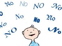 Dire non pour dire de vrais oui - image (CC) cheerfulmonk | Flickr