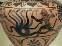 Vase grec, Hydre