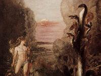 Hercule et l'hydre de Lerne, par Gustave Moreau, 1876 (détail)