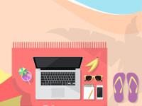 (CC) beach_workspace - Victor Tondee - Flickr
